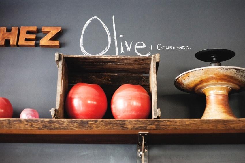 Olive&Gourmando