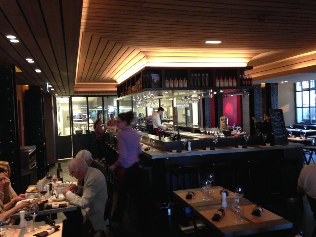 Restaurant Groupe  Euros Personne Paris