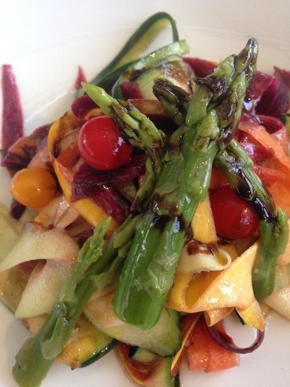 restaurant_Banyuls_légumes_méli_mélo_huile_olives_Baillaury