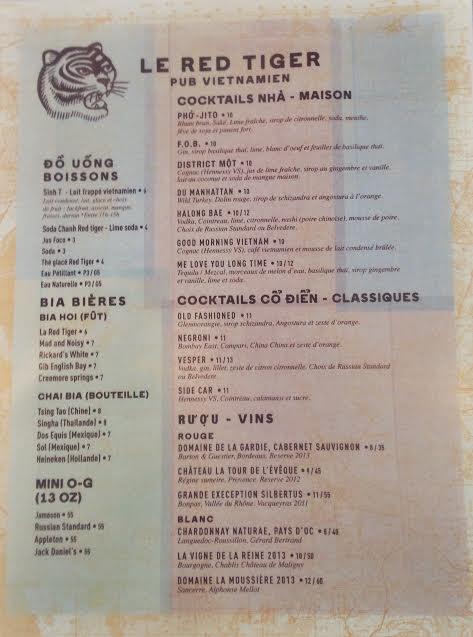 menu-le-red-tiger-restaurant-bar-montreal