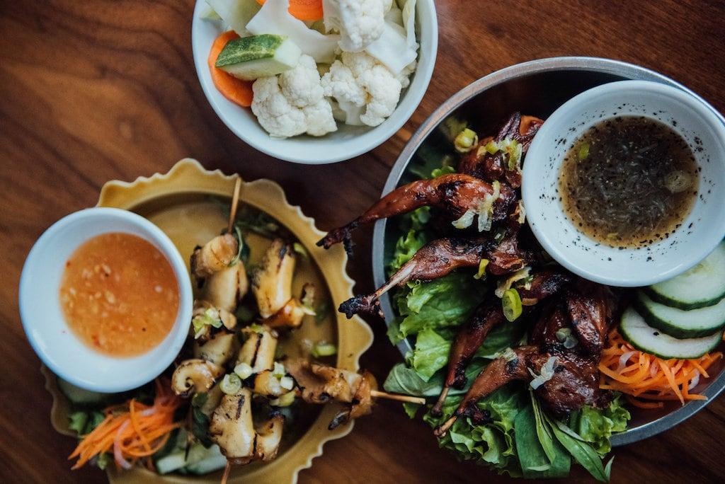 red tiger village Maisonneuve restaurant vietnamien