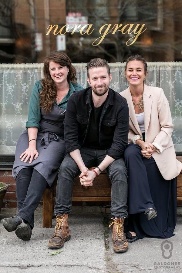 Nora Gray : restaurant incontournable de Montréal