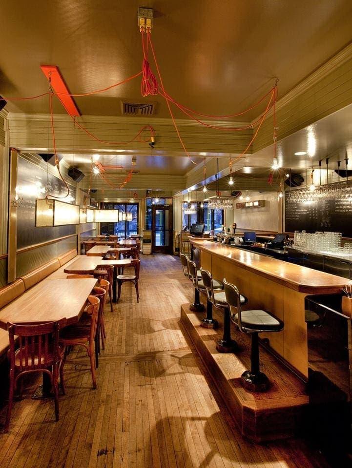 La Buvette Chez Simone : classique réconfortant