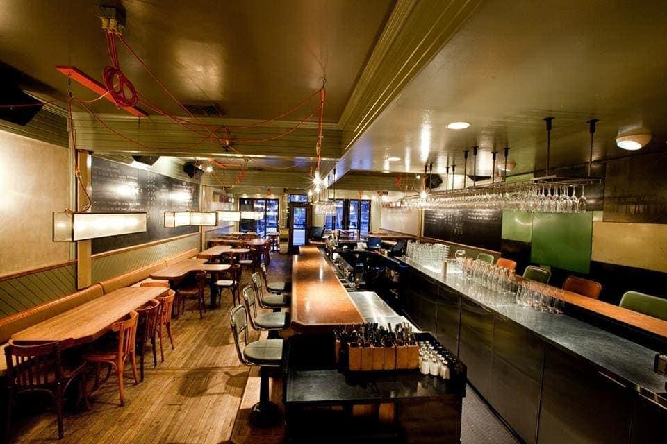 Restaurant Buvette Chez Simone Plateau Montreal