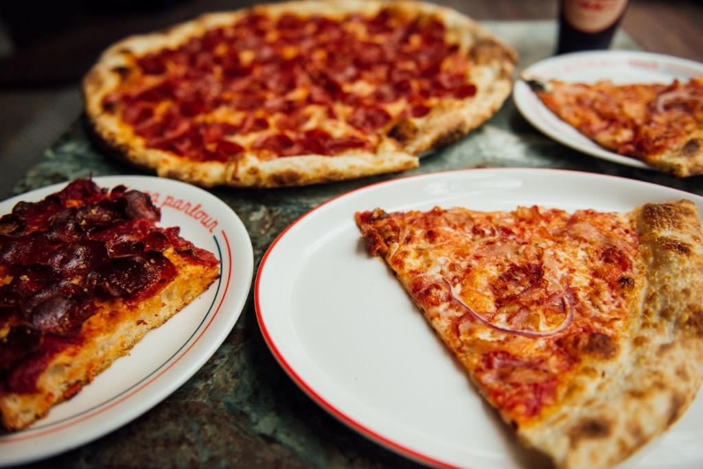 Meilleures pizzas à Montréal