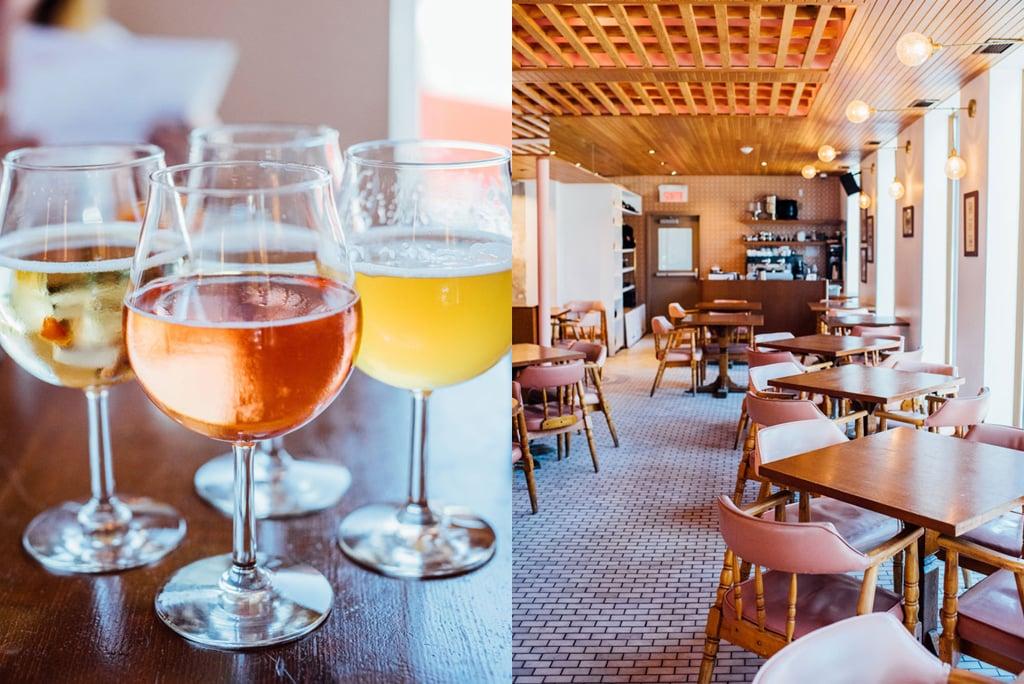 Brasserie Harricana Bar Montréal