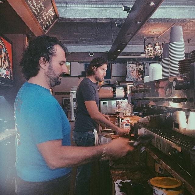 Café Olimpico Mile-End Montréal