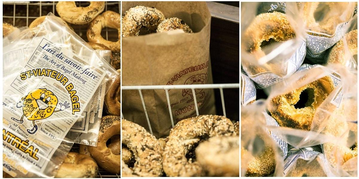Bagel St-Viateur Mile-End Montréal meilleurs bagels institution