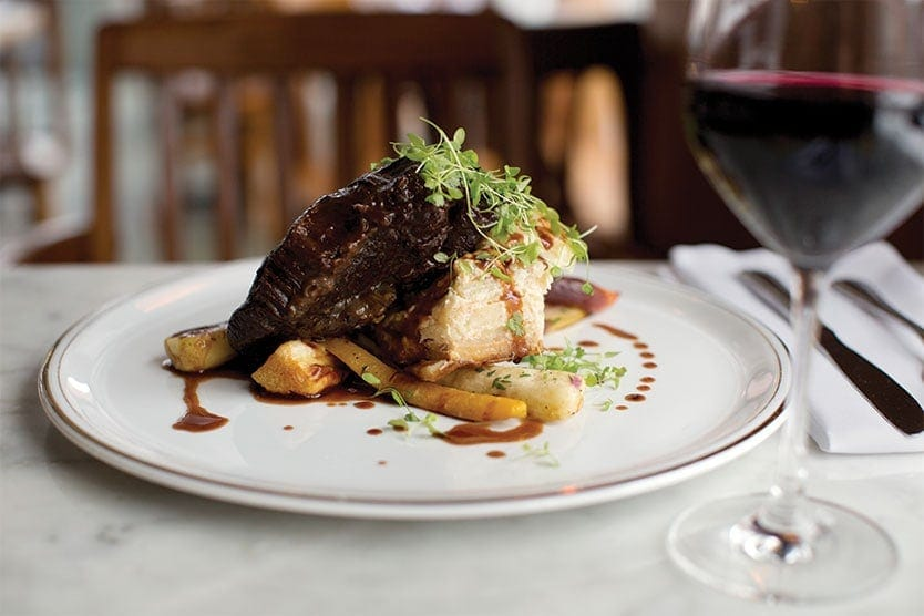 Restaurant Impasto : incontournable de Montréal petite italie