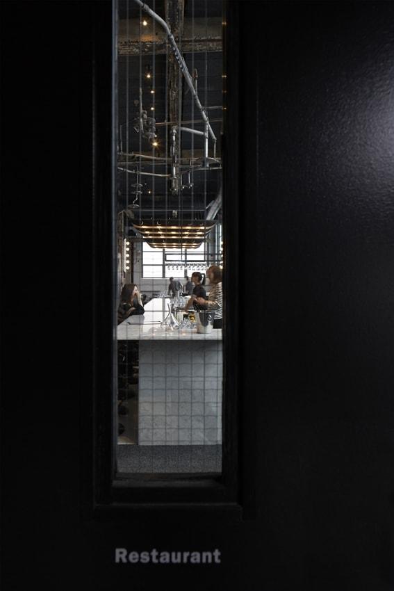 Restaurant le Serpent montréal vieux montréal