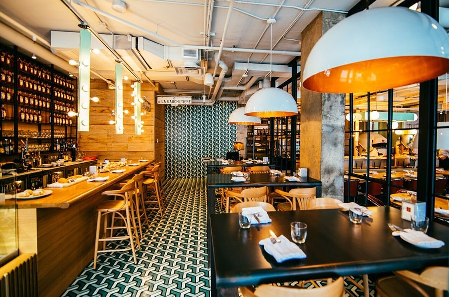 Fiorellino italian restaurant montreal