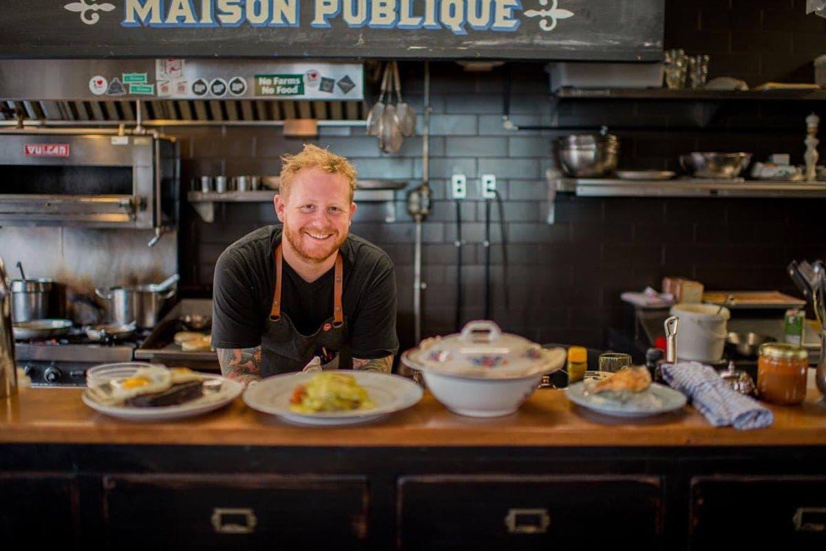 Maison Publique Restaurant Montreal
