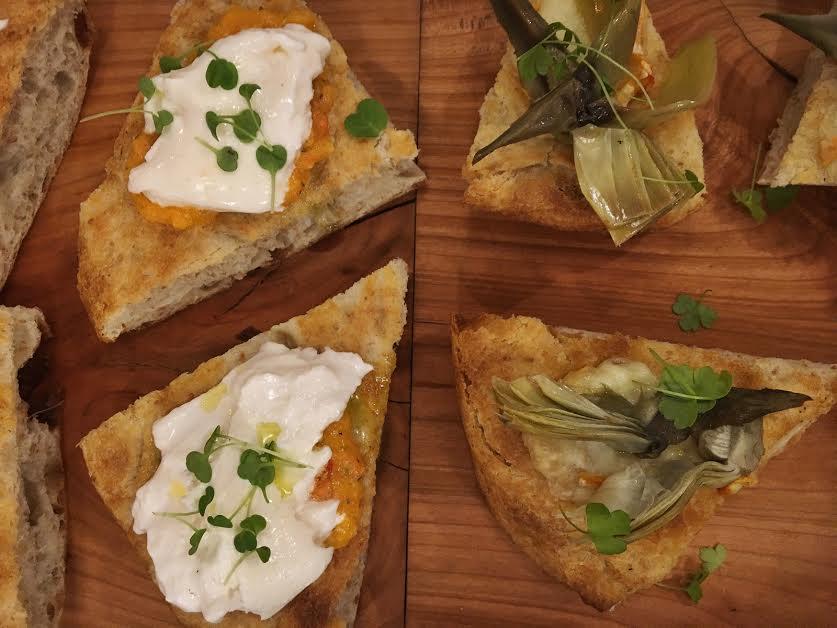 arte farina montreal italien pizzas desserts restaurant comptoir Ontario est panettone