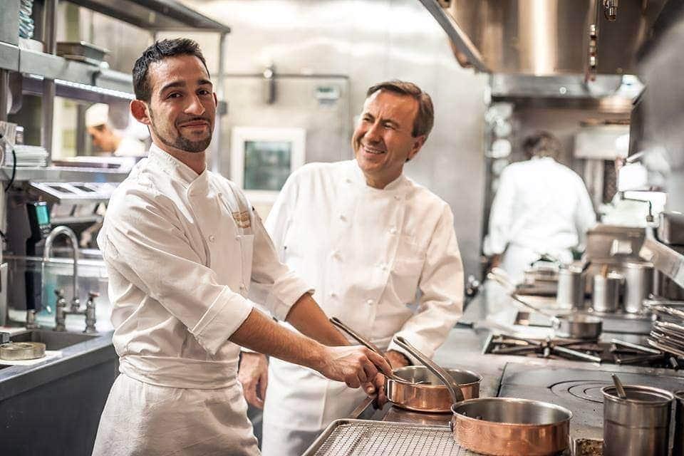 Restaurant Maison Boulud Montréal