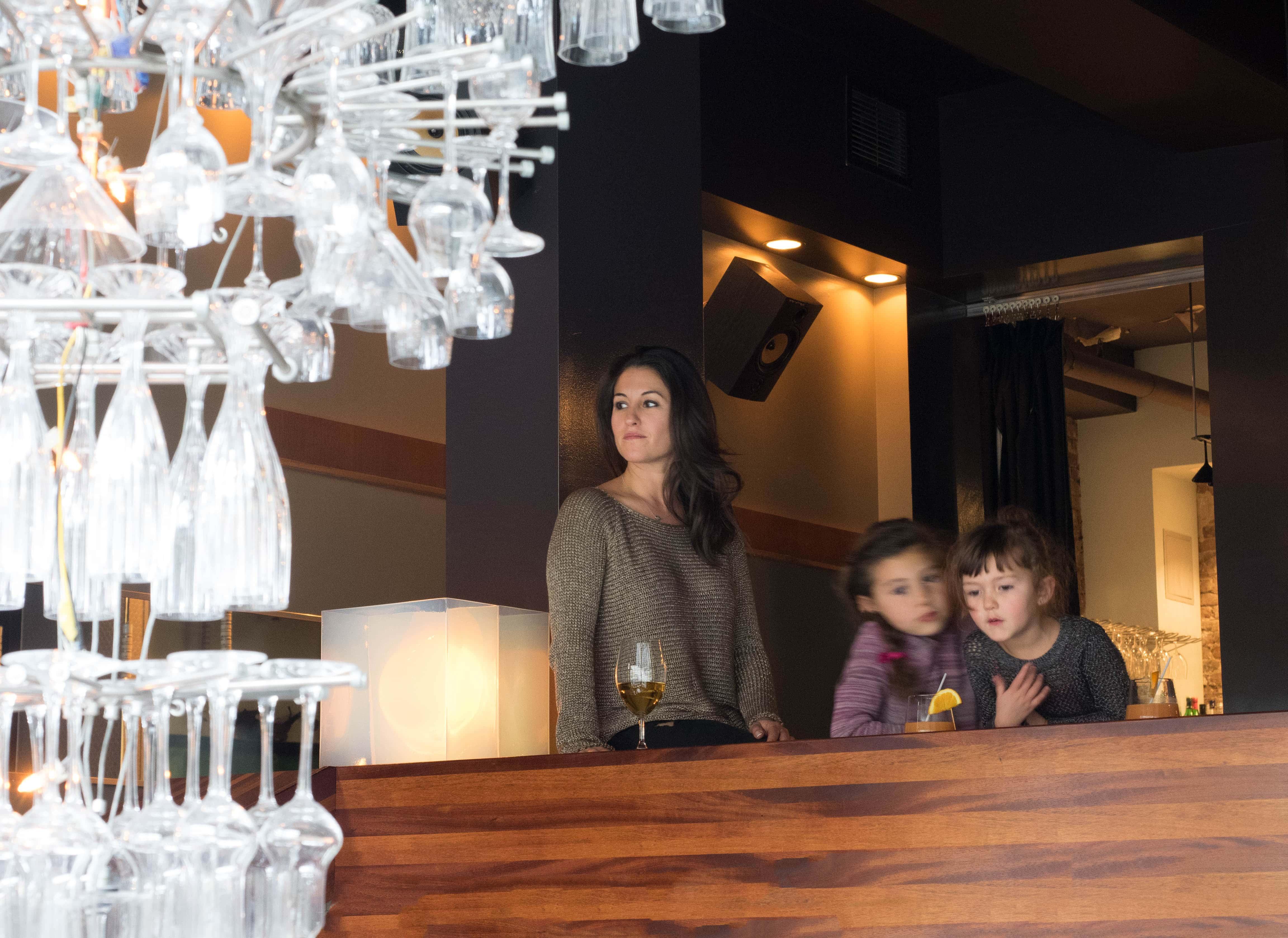 catherine b u00e9langer et son nouveau restaurant moleskine