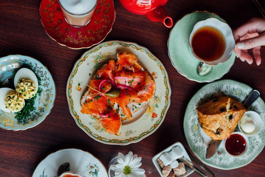 Les meilleurs salons de thé de Montréal