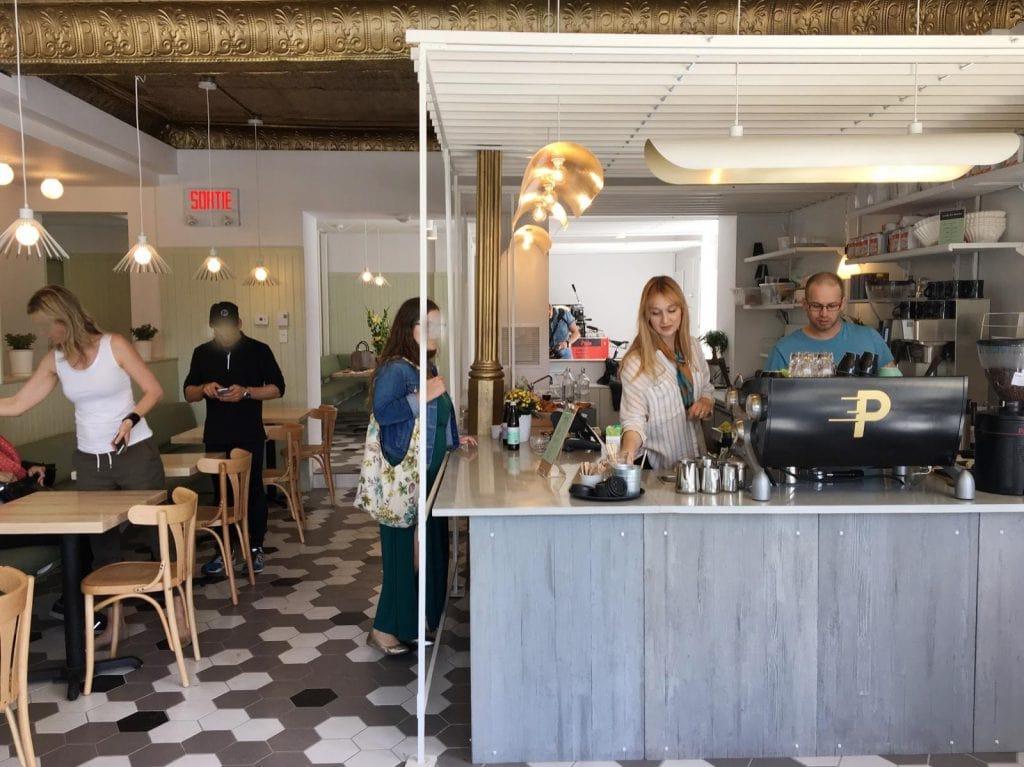 Café Pista : rouler jusqu'au café