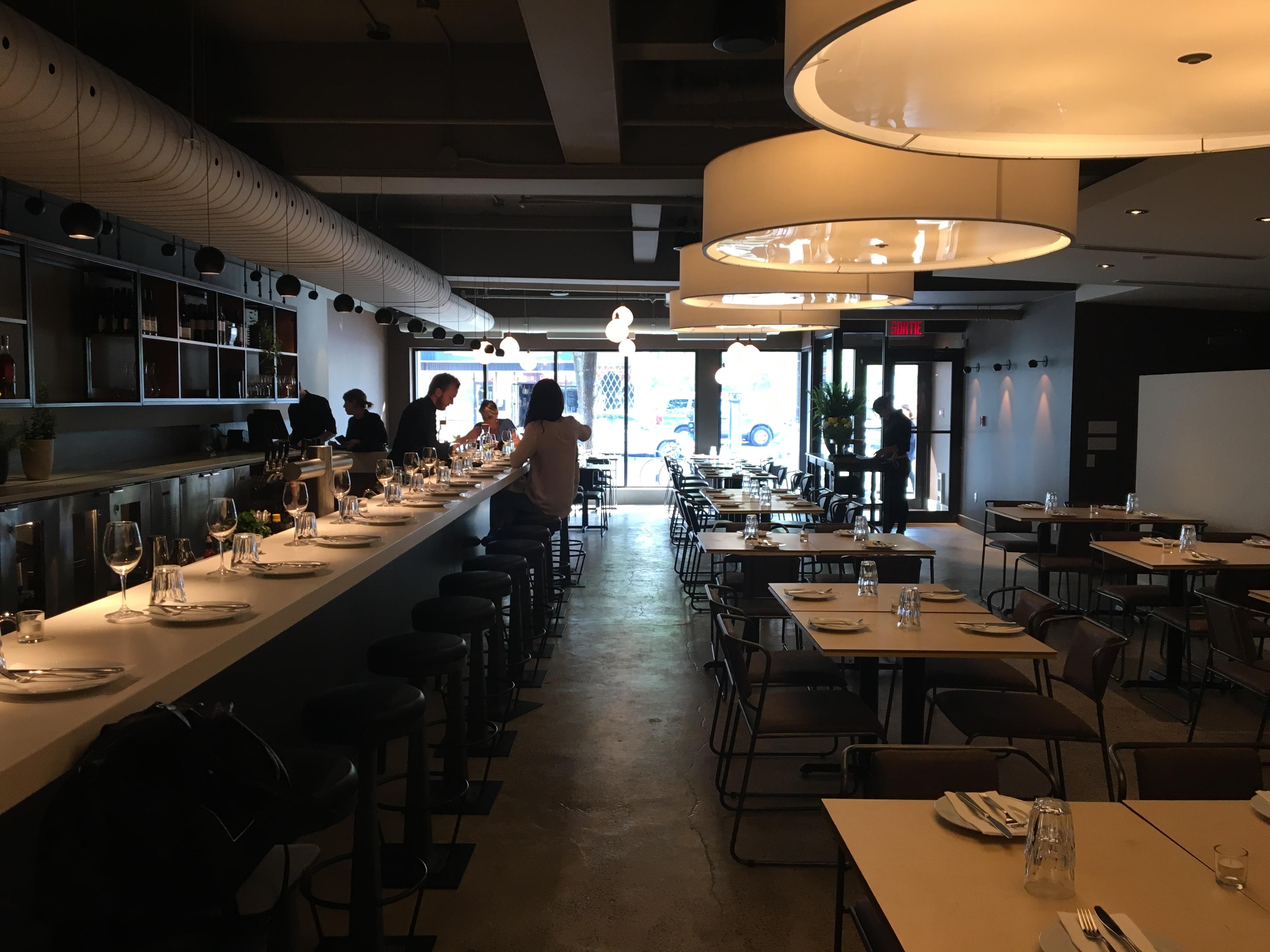 Bon Restaurant Rue St Laurent