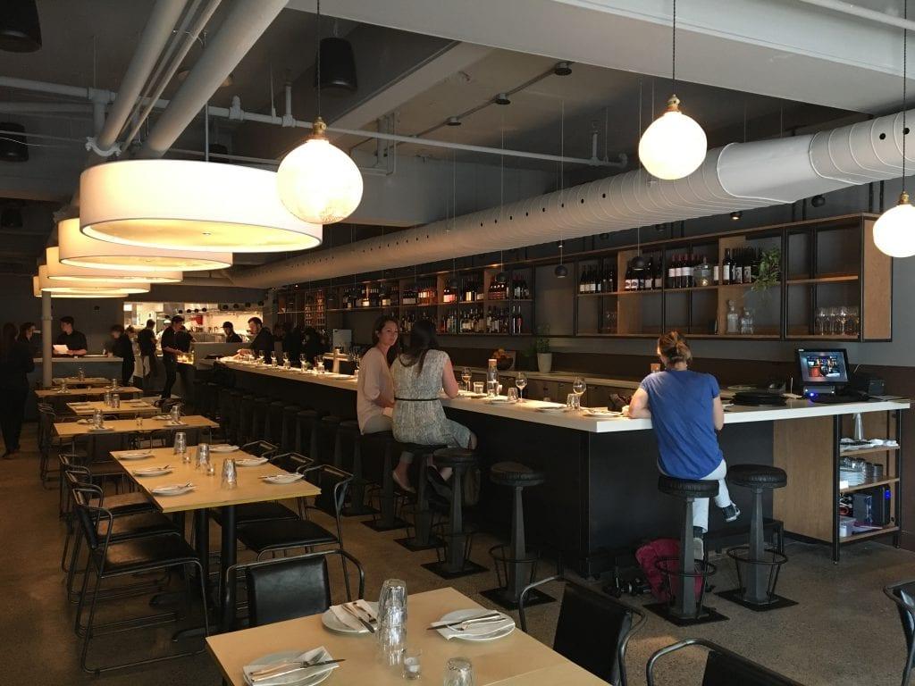 Cadet Restaurant St Laurent Montreal