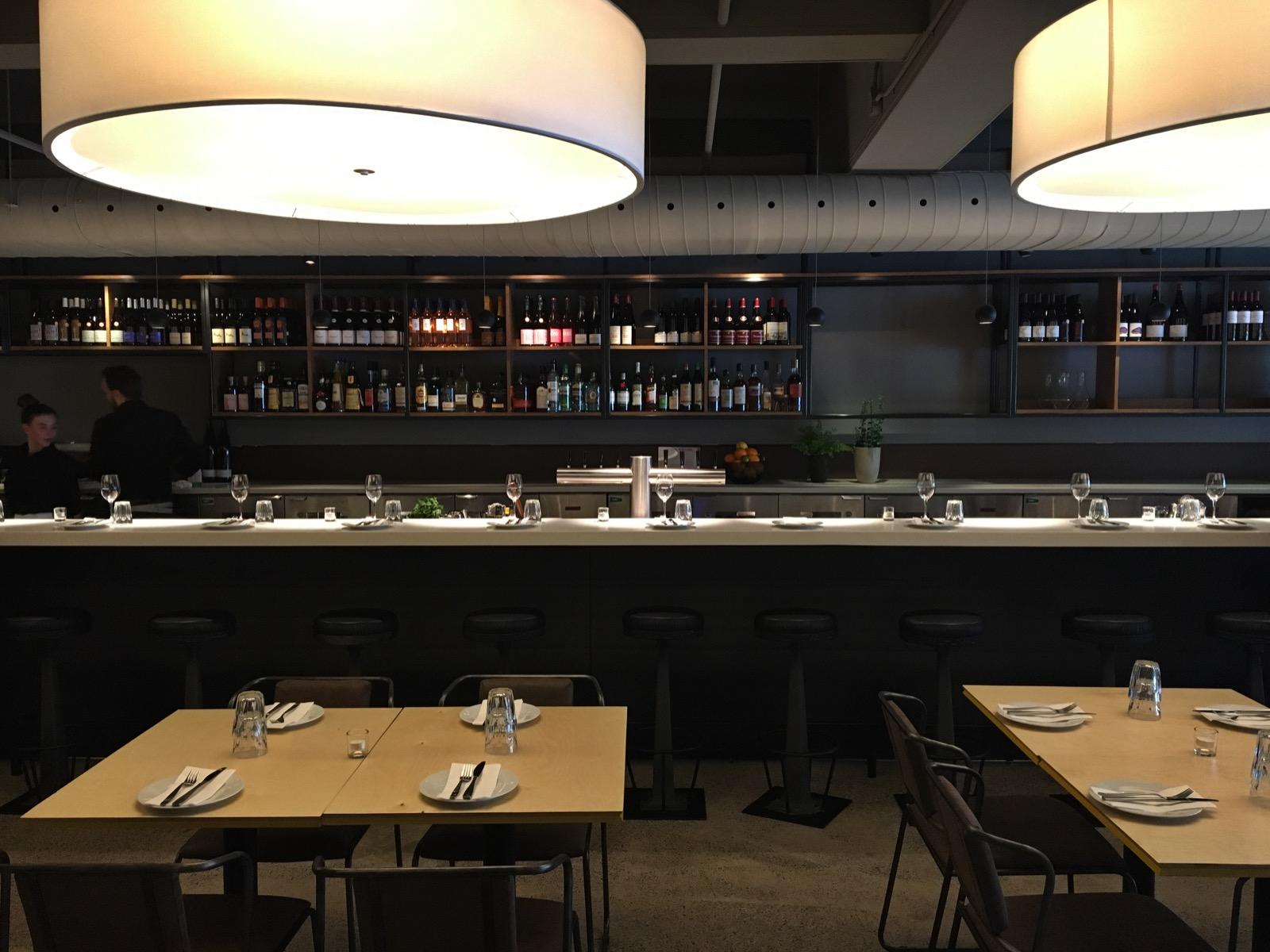 Restaurant Le Cadet Montreal