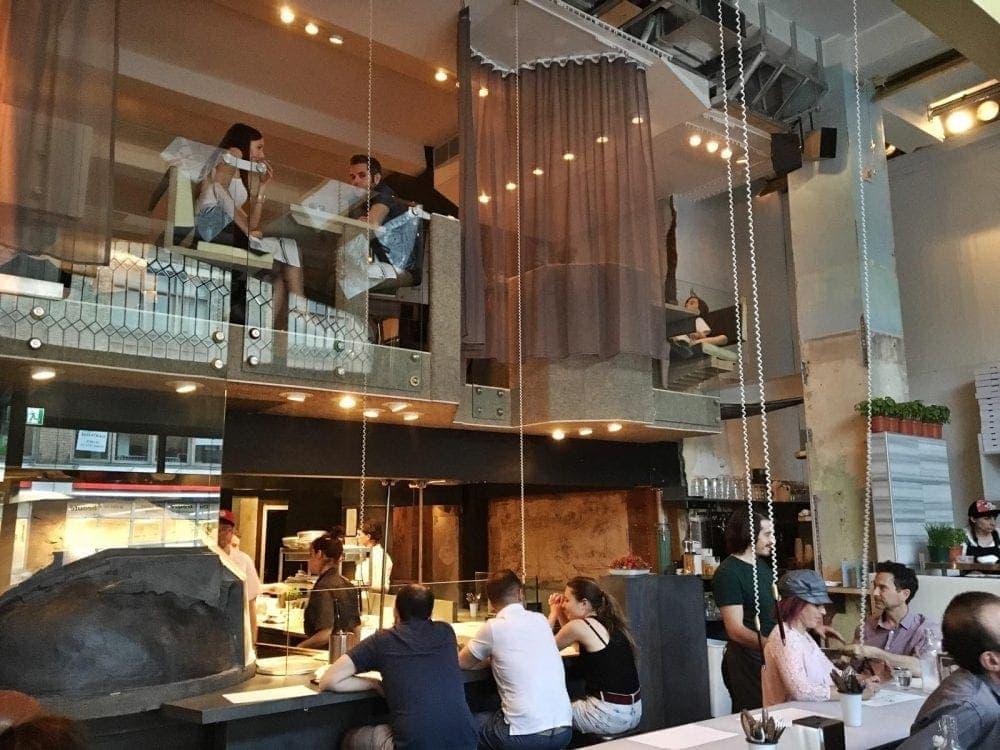 Restaurant Moleskine : le nouveau du Pullman est enfin ouvert