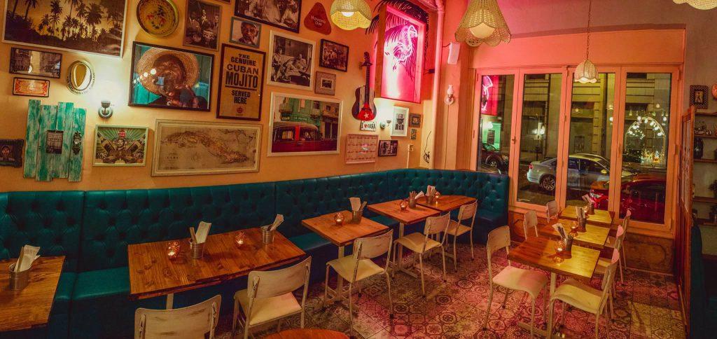 La Habanera : voyager à Cuba pour presque rien restaurant cafe bar