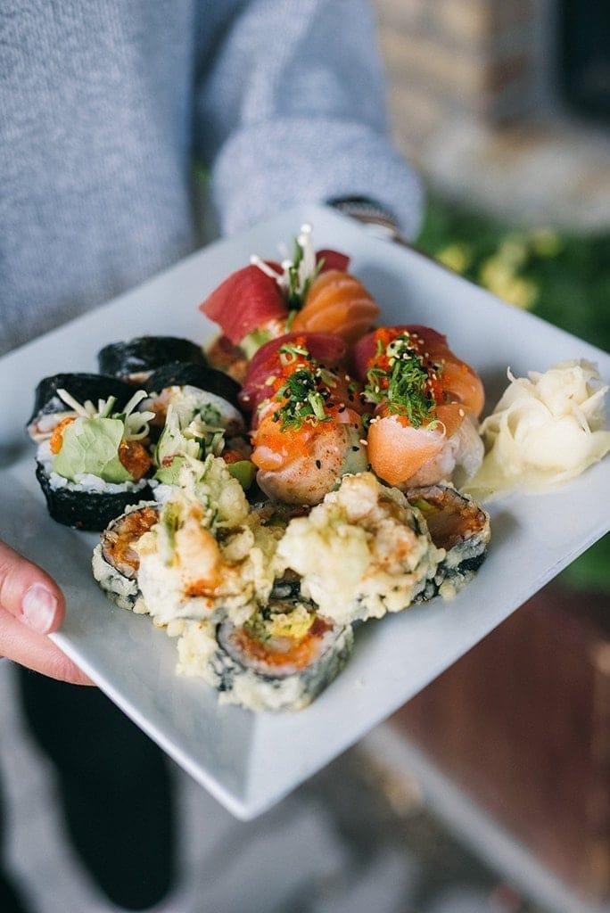 Saint Sushi : un des meilleurs sushis de Montréal
