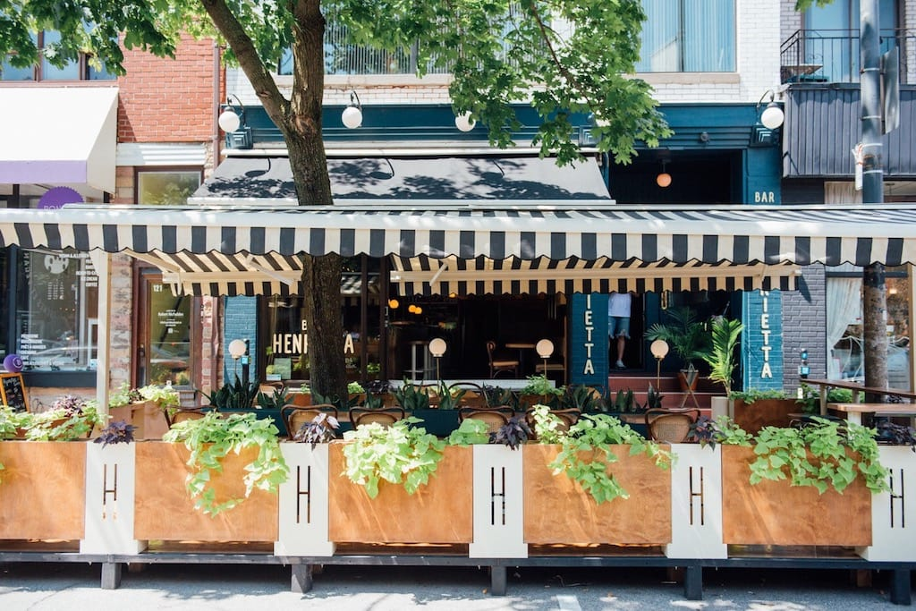 plus belles terrasses bars