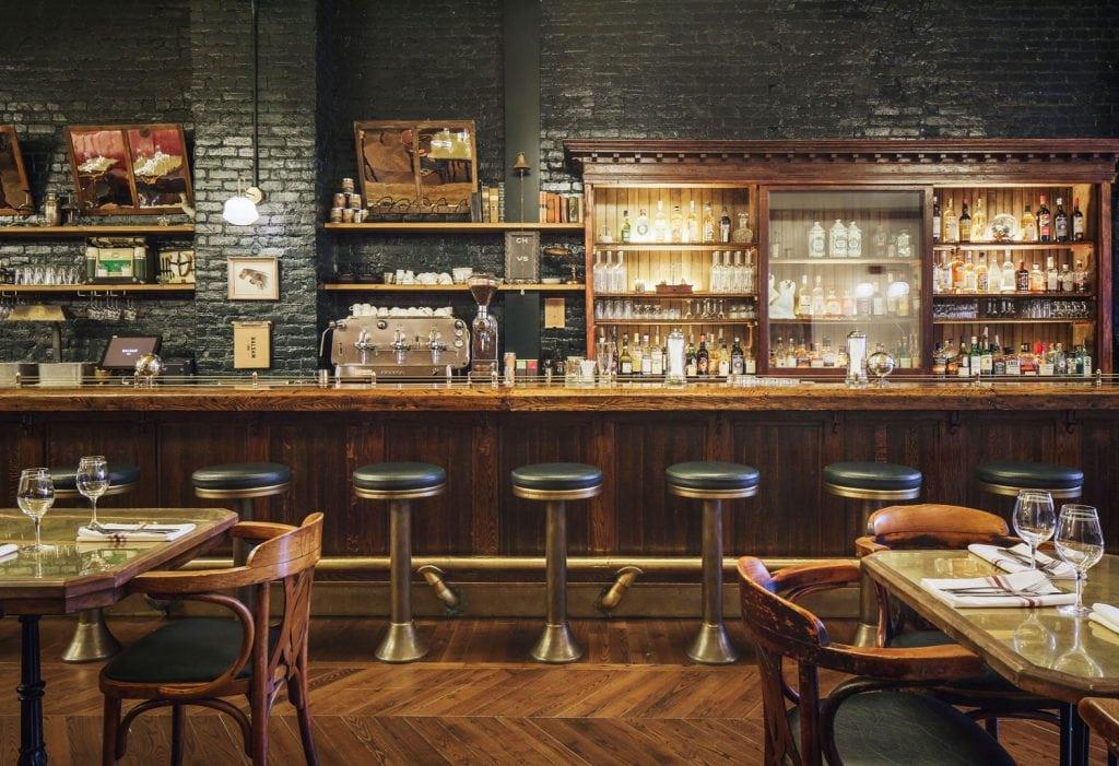 Restaurant Balsam Inn : élégante brasserie du Centre-Ville