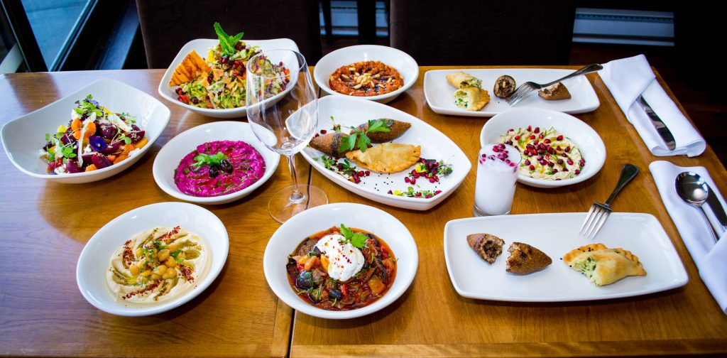 Restaurant Damas Montreal outremont