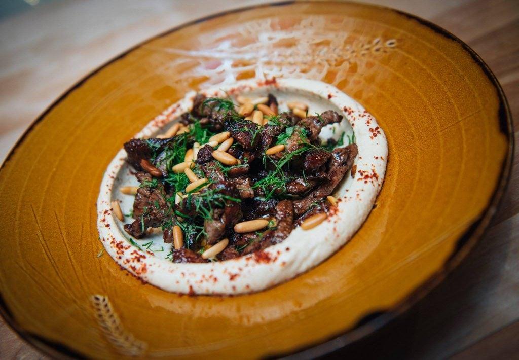Restaurant Damas : la Syrie élégante et savoureuse de Van Horne