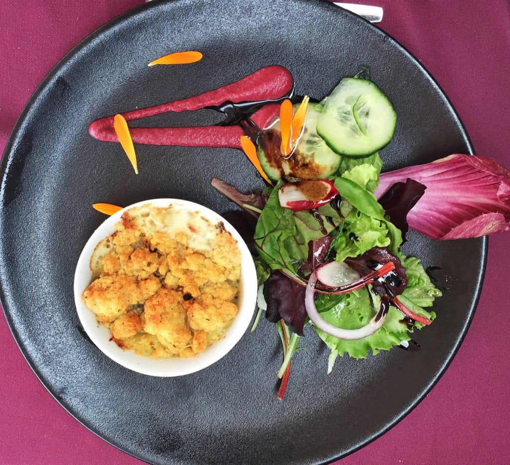 Restaurant El Taller : manger au pied du Canigou