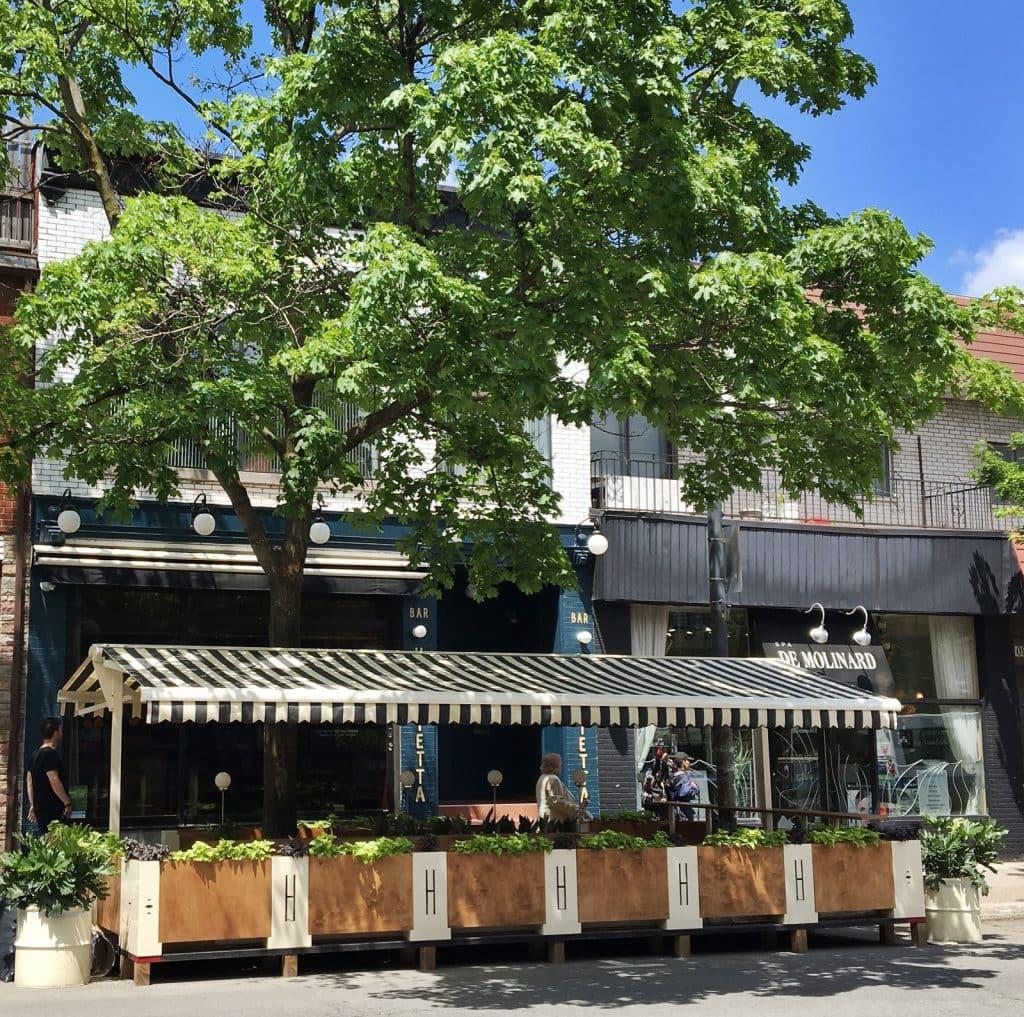 Terrasses de bars : où prendre un verre en belle terrasse cet été ?
