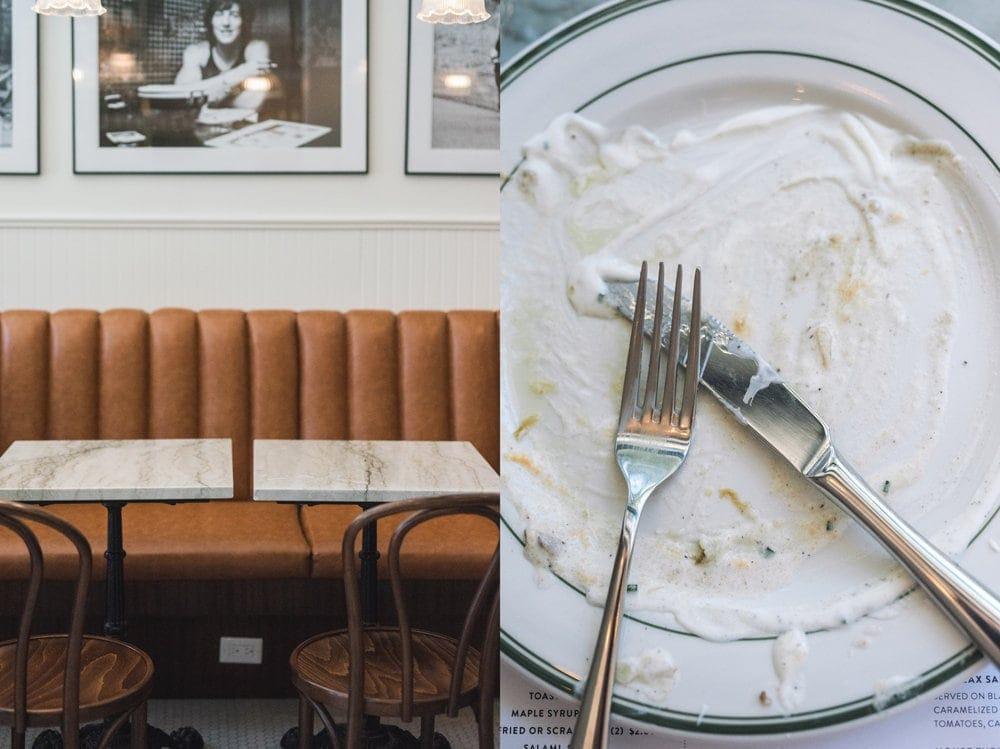 Arthurs Nosh Bar : délicieux et dynamique nouveau resto juif