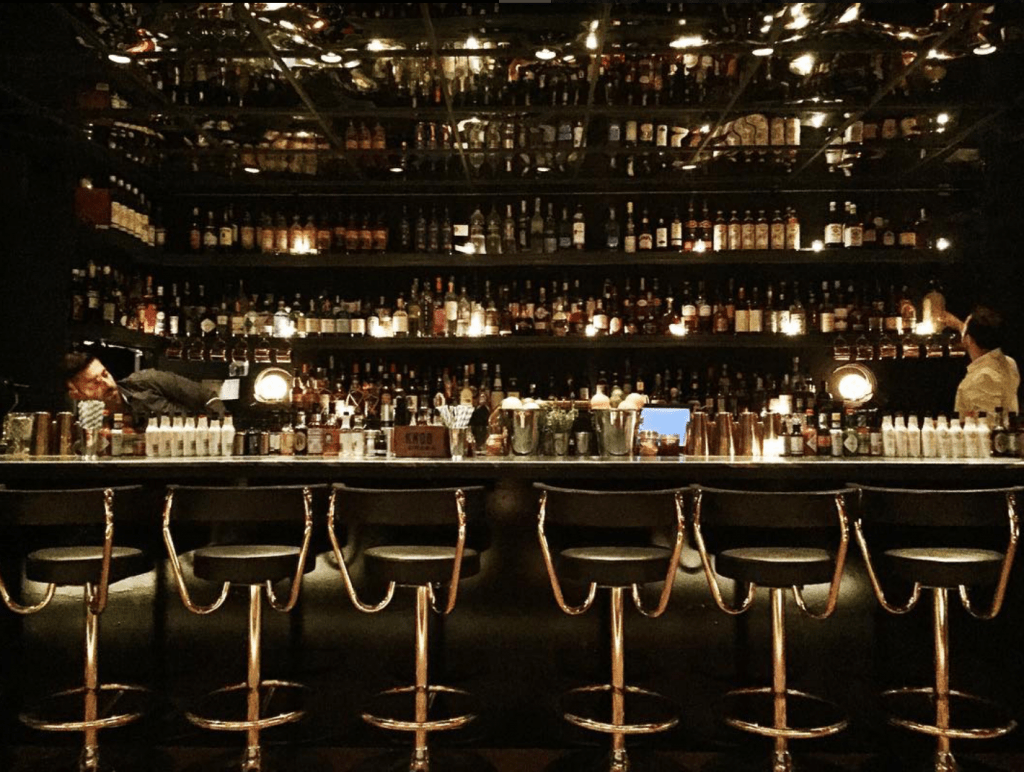 Atwater Cocktail Club : nouveau bar à cocktails de St-Henri