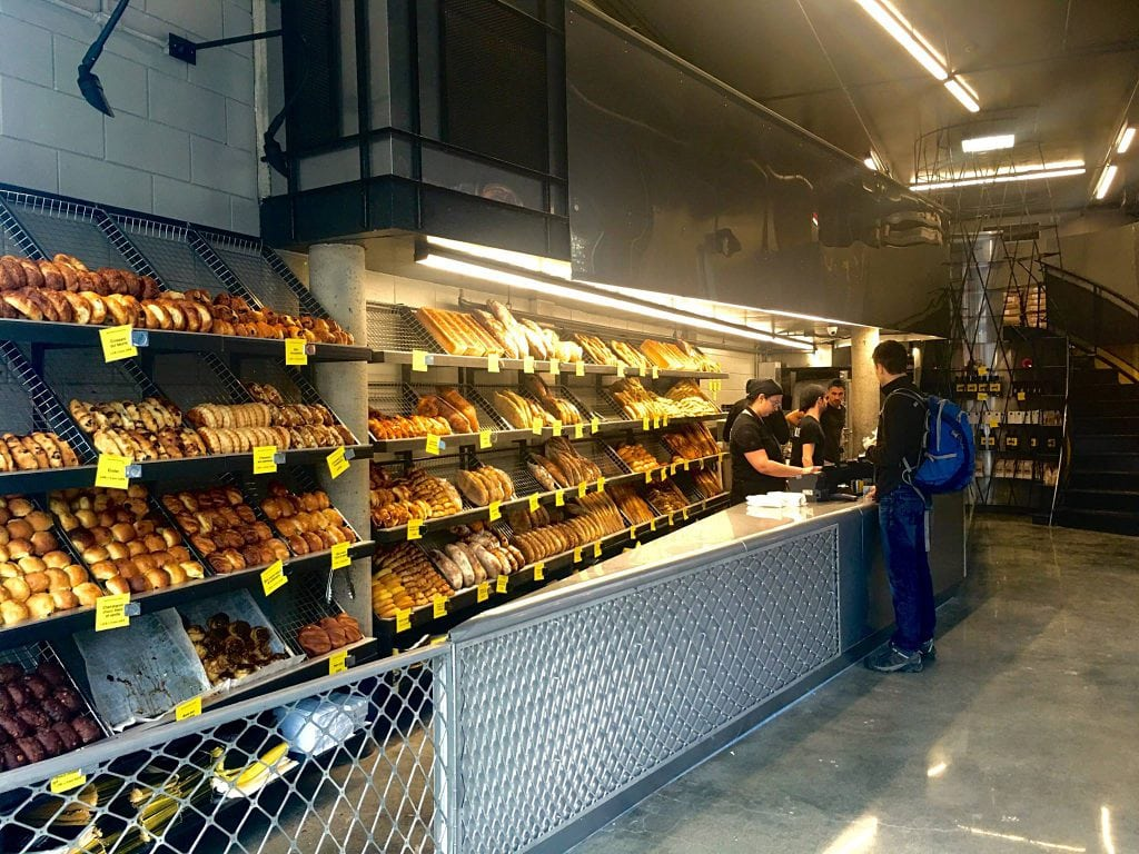 Boulangerie Guillaume : superbes pains Boulevard St-Laurent