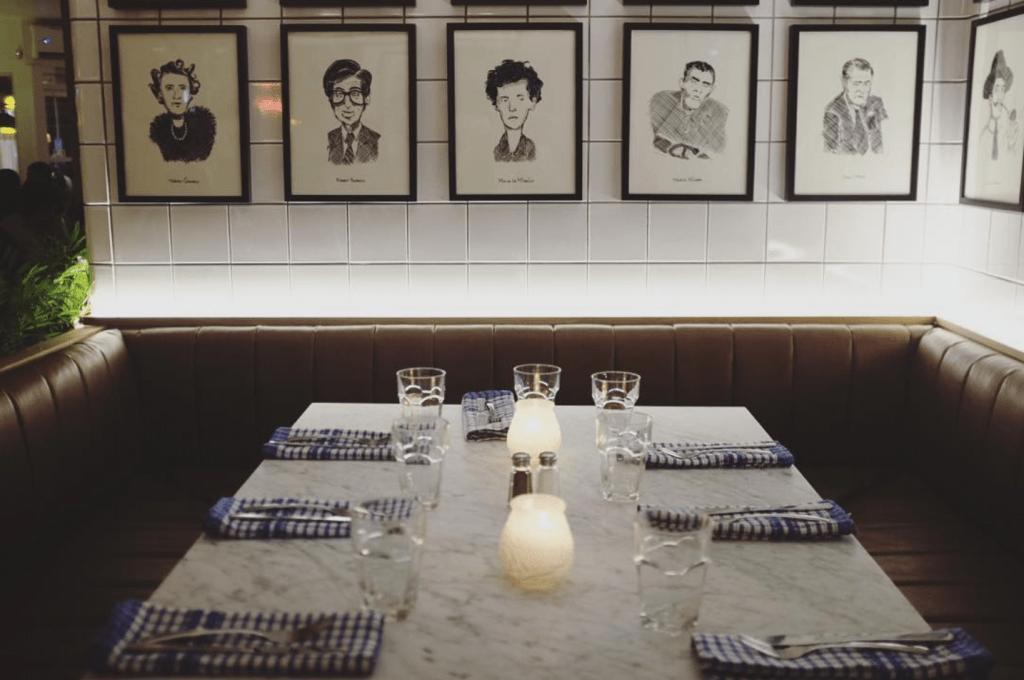 Foiegwa : le nouveau french dinner notre dame ouest st henri
