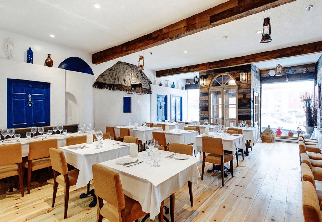 Les meilleurs restaurants grecs de Montréal