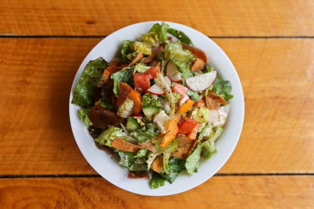 Omnivore : fast food santé et abordable libano-montréalais boulevard st-laurent