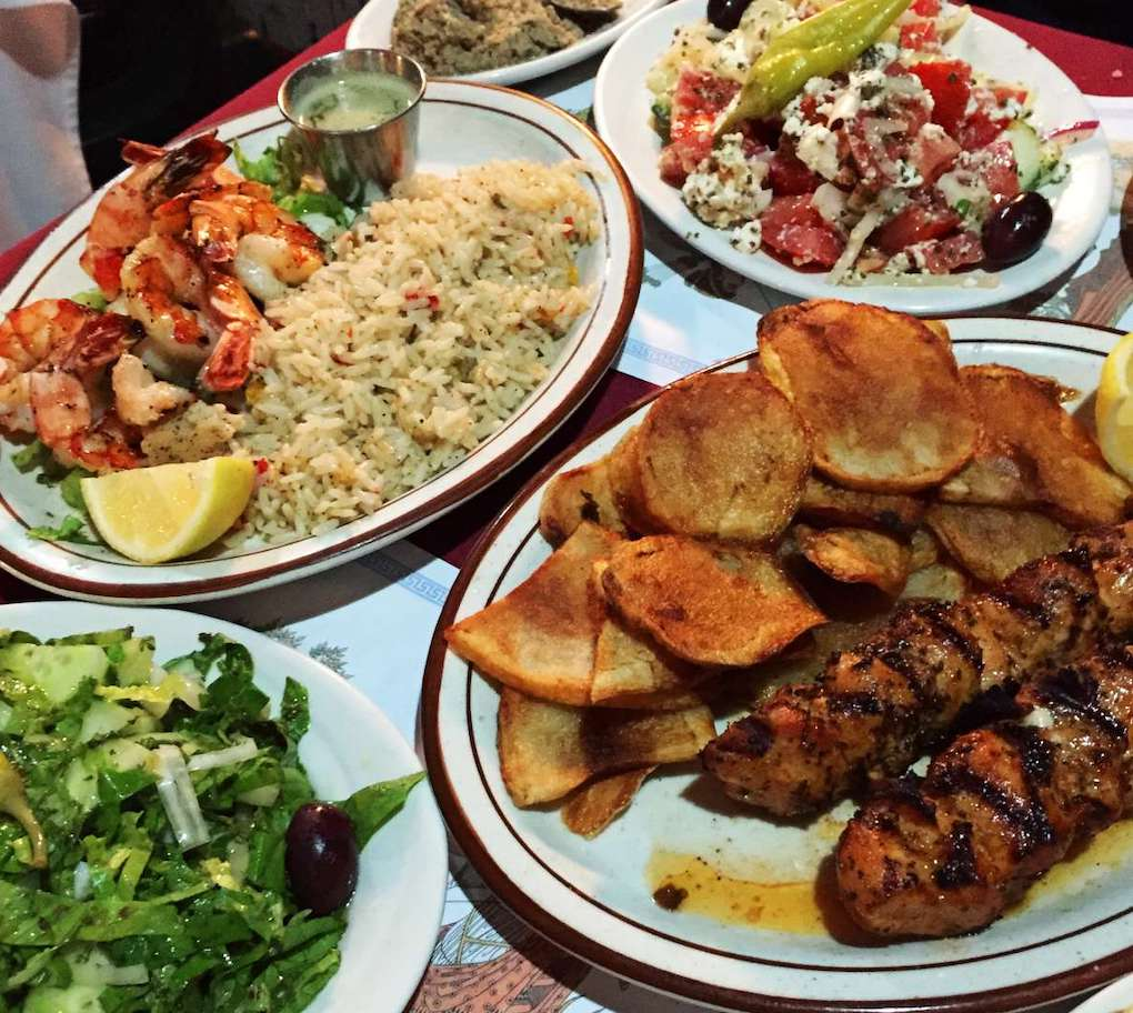 Tripolis restaurant