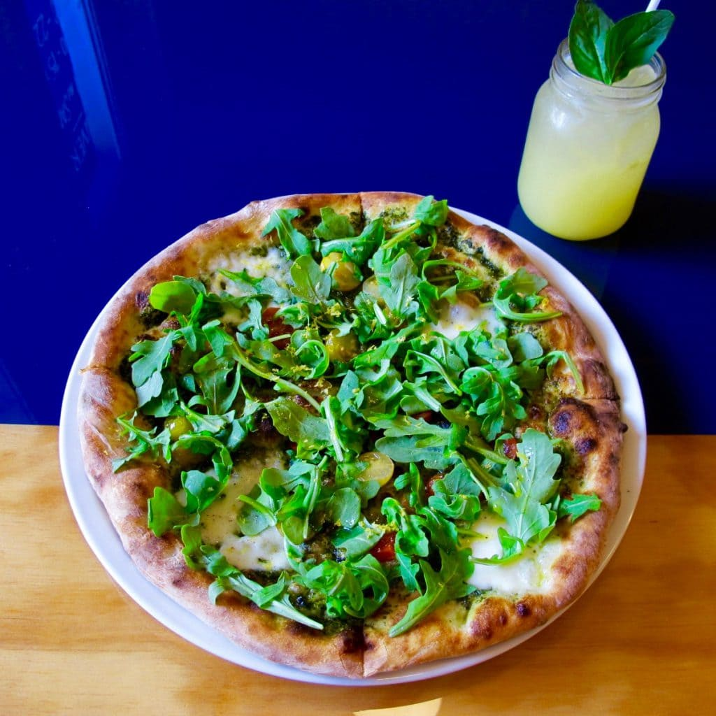 Majella pizzéria : nouvelle délicieuse pizza de Villeray