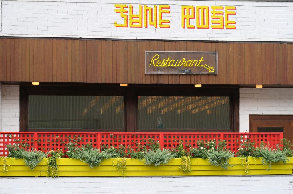Maison June Rose : splendide restaurant au nouveau menu succulent avenue des pins