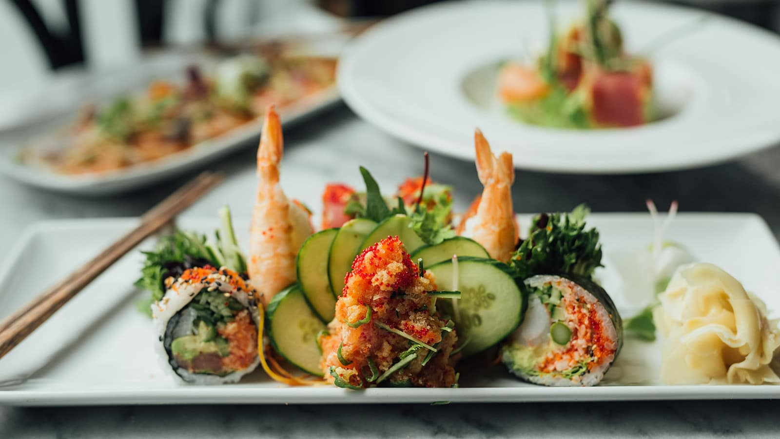 sushi tri express