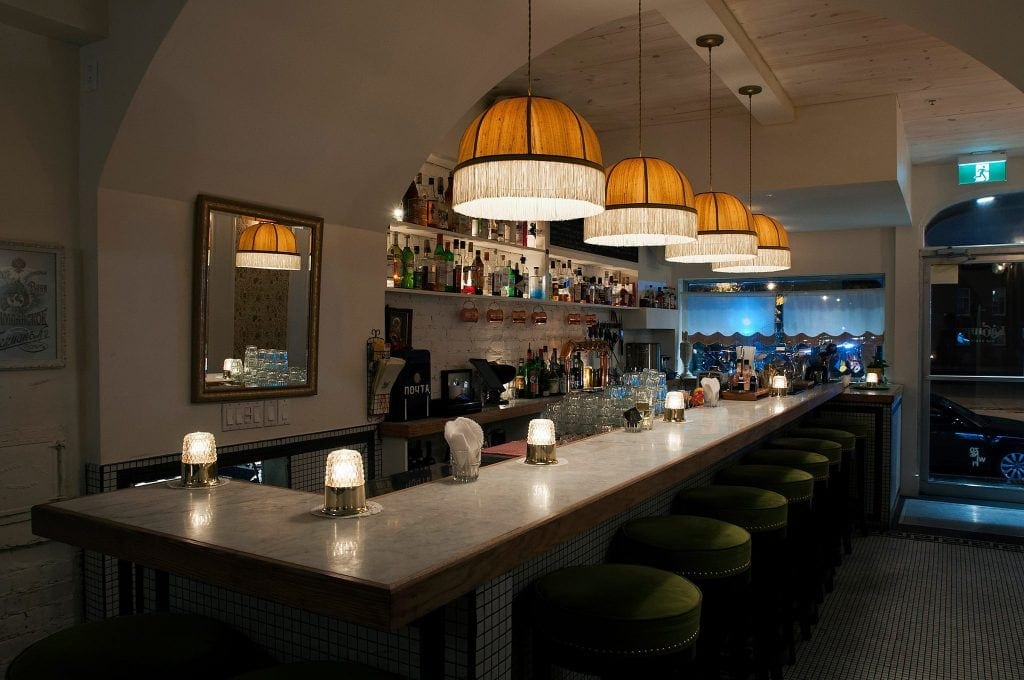 Bar Kabinet : excellents cocktails à la russe Laurier Ouest