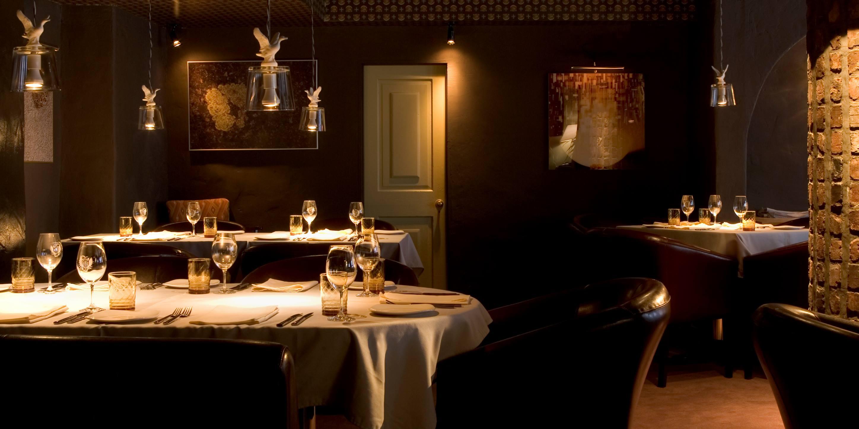 Chasse Et Peche Restaurant Vieux Montreal