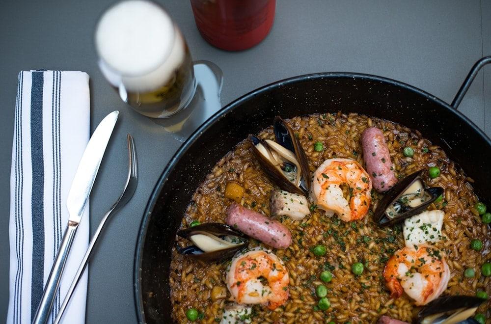 Les meilleurs restaurants espagnols de Montréal