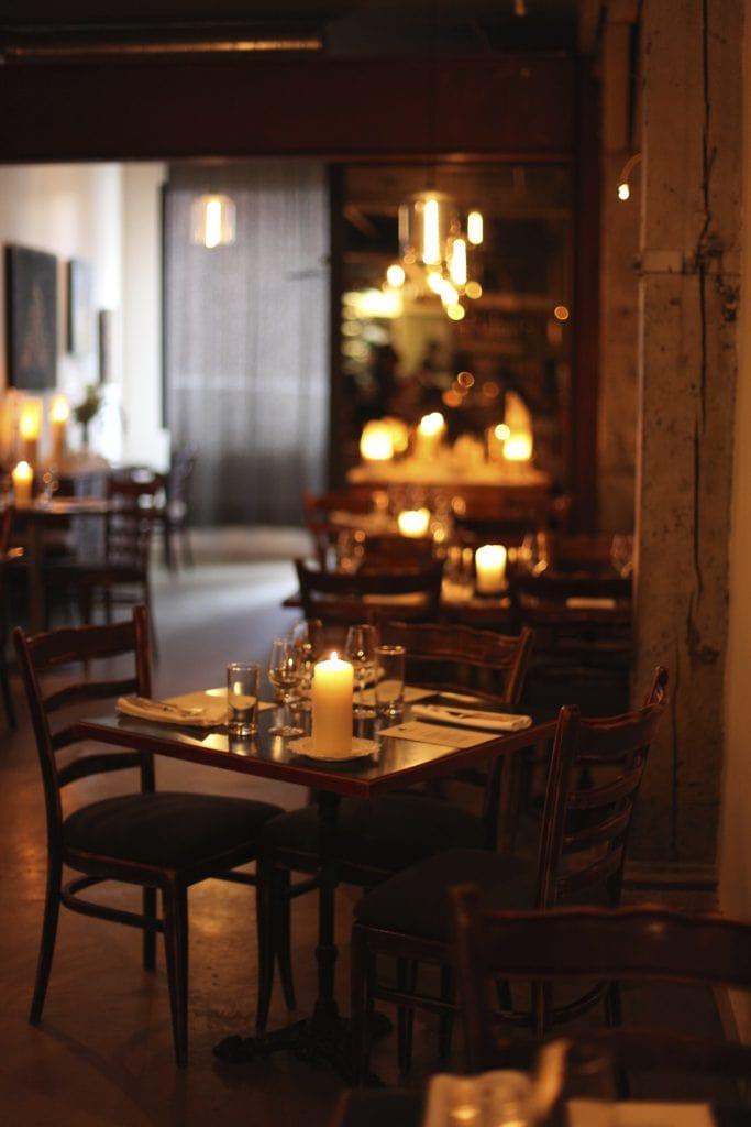 Le Fantôme : super petit restaurant rue William