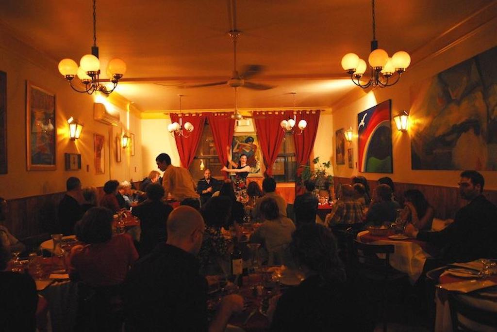 Restaurant Sala Rossa