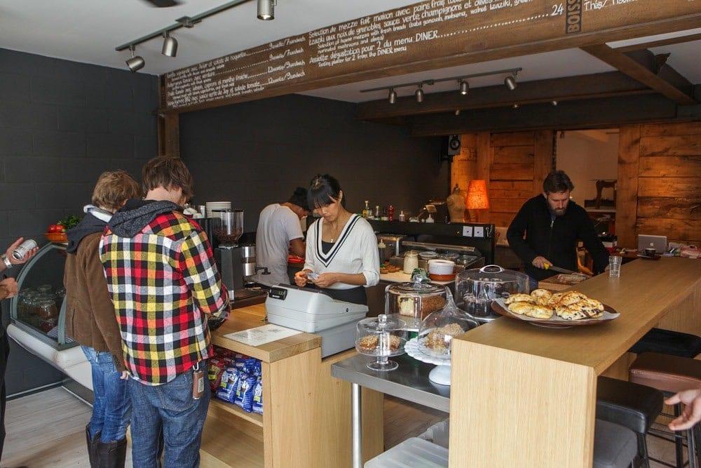 Cantine Brooklyn, le petit café polyvalent du Mile-End