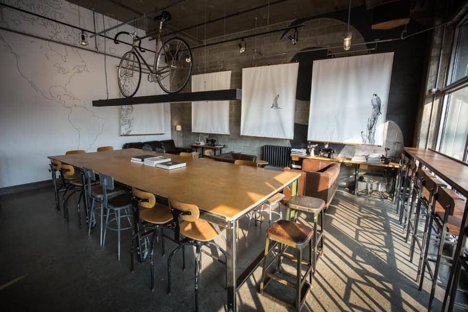 Cafe Le Falco Mile-End